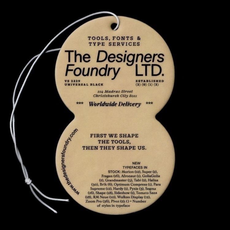 Designers Foundry Daniel McQuee - filipposfragkogiannis | ello