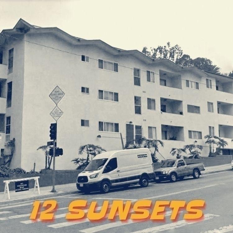 12 Sunsets / Ed Ruscha. Streets - dispel | ello