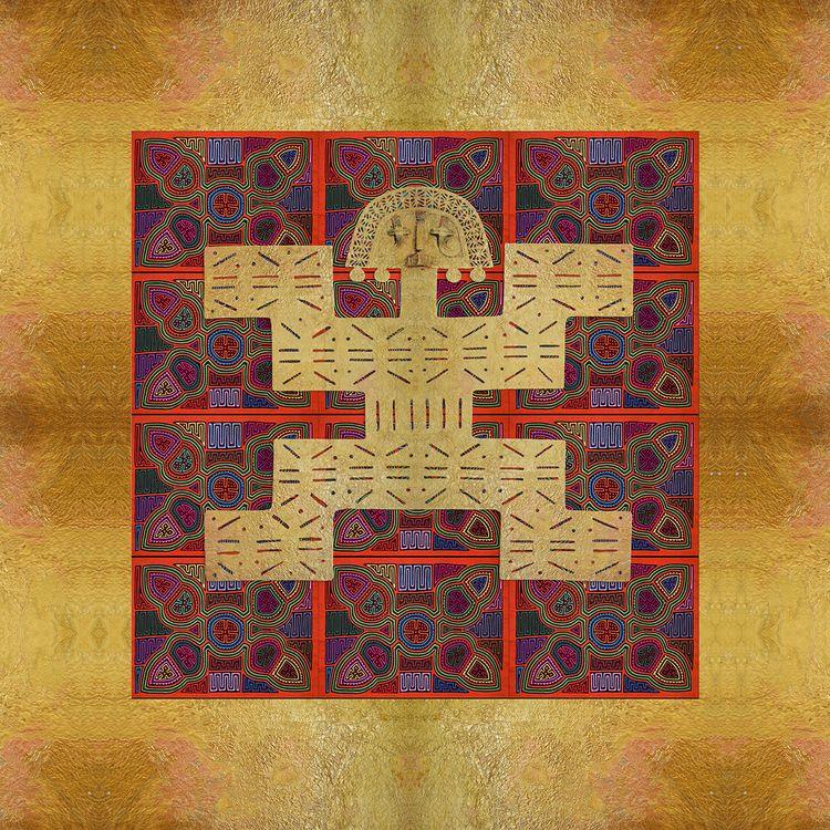 Digital Rendering Pre-Columbian - zuzugraphics   ello