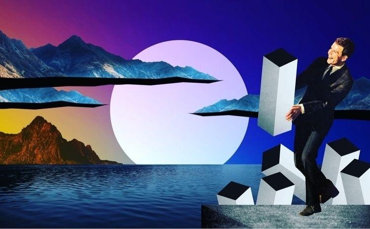 Digital Collage: