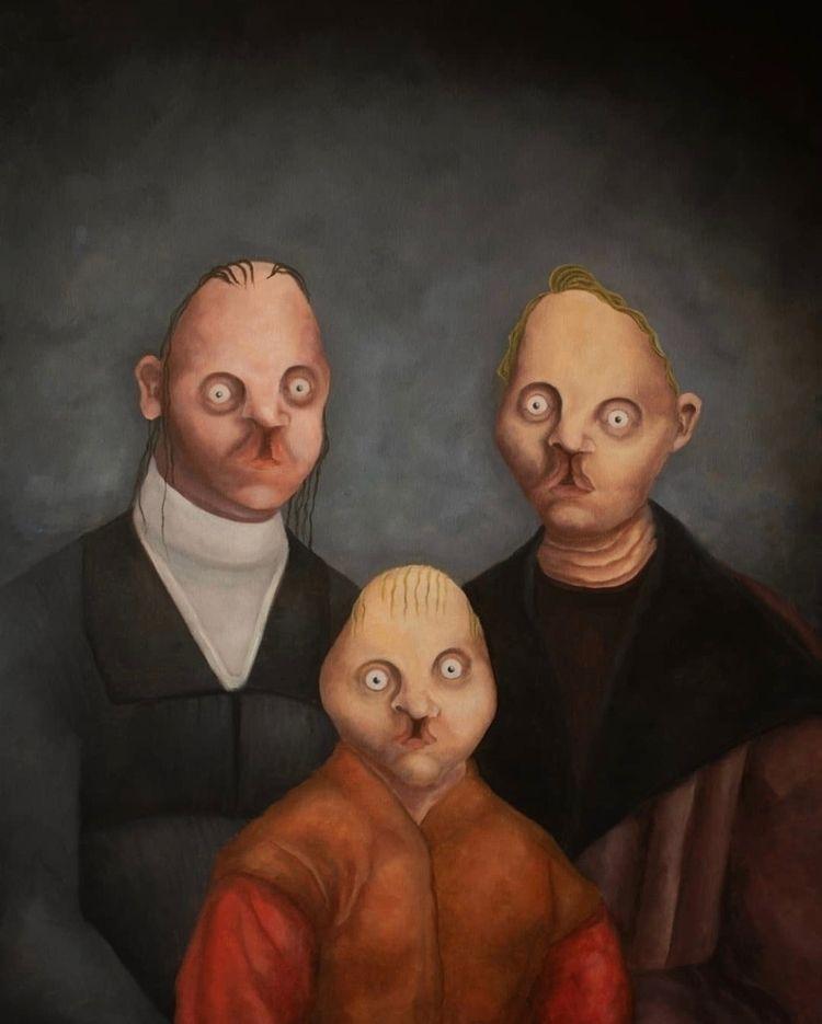 𝔟𝔩𝔬𝔤: paintings Zac Yeates then - neoncart   ello