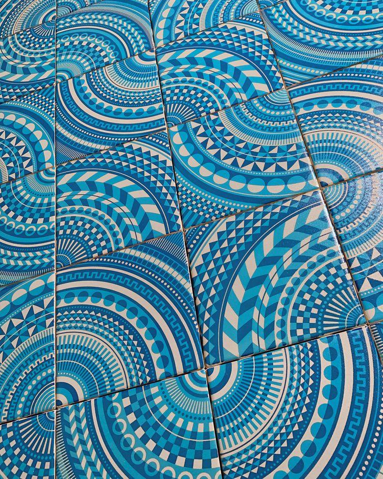 launched 2020 Ceramic Tile Coll - mwm_graphics | ello