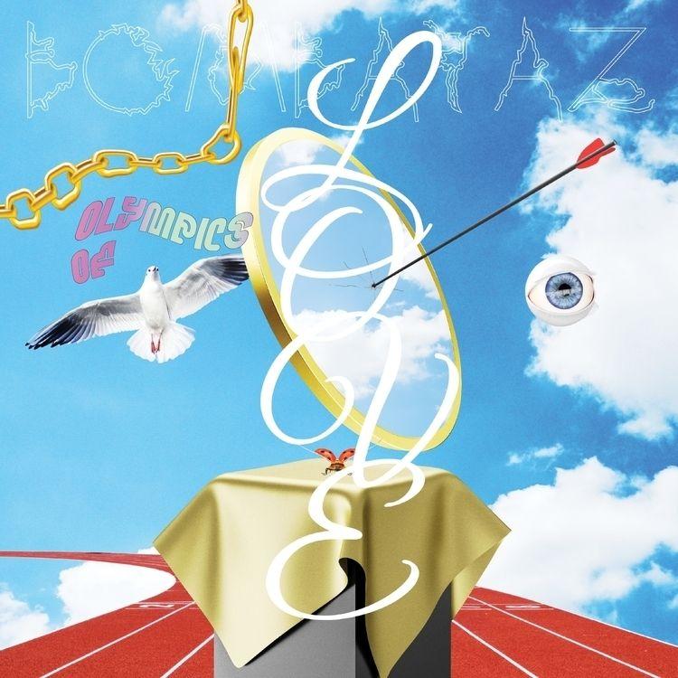 artwork Bombataz upcoming album - laurainka   ello