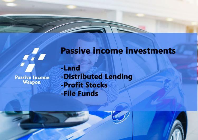 Passive income investments peop - passiveincomeweapon | ello