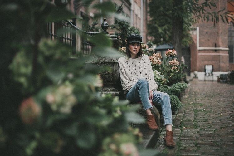 Agnieszka - portrait, photography - kamilwysocki | ello