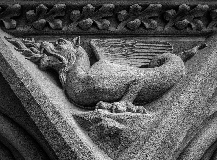 portal sculpture, Metz Cathedra - frankfosterphotography | ello