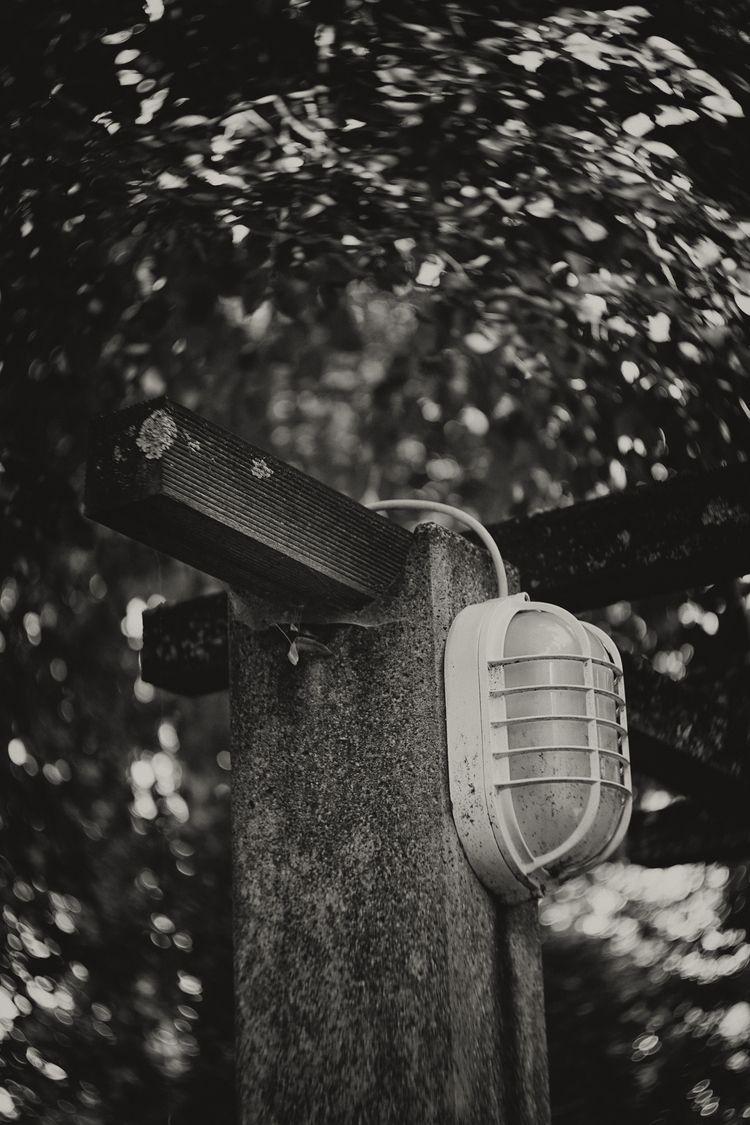 Ye olde light - photography, swirly - marcushammerschmitt | ello