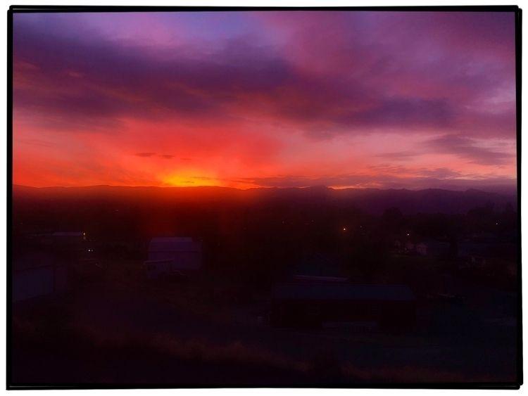 """Sunset"" 10/17/2020 - naturesmiles | ello"