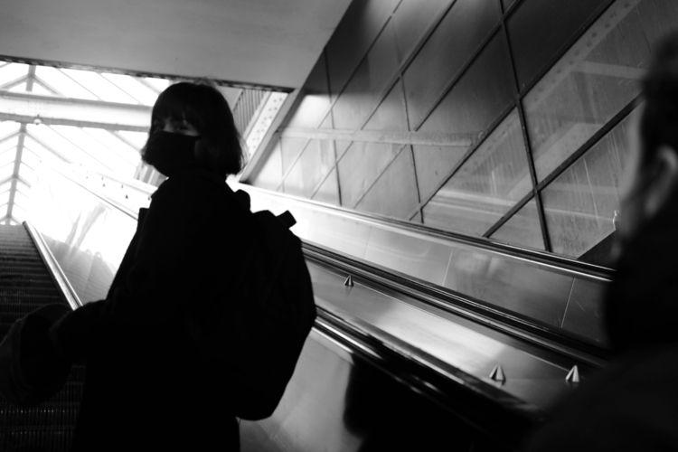 Ninja - portrait, woman, berlin - thanospal | ello
