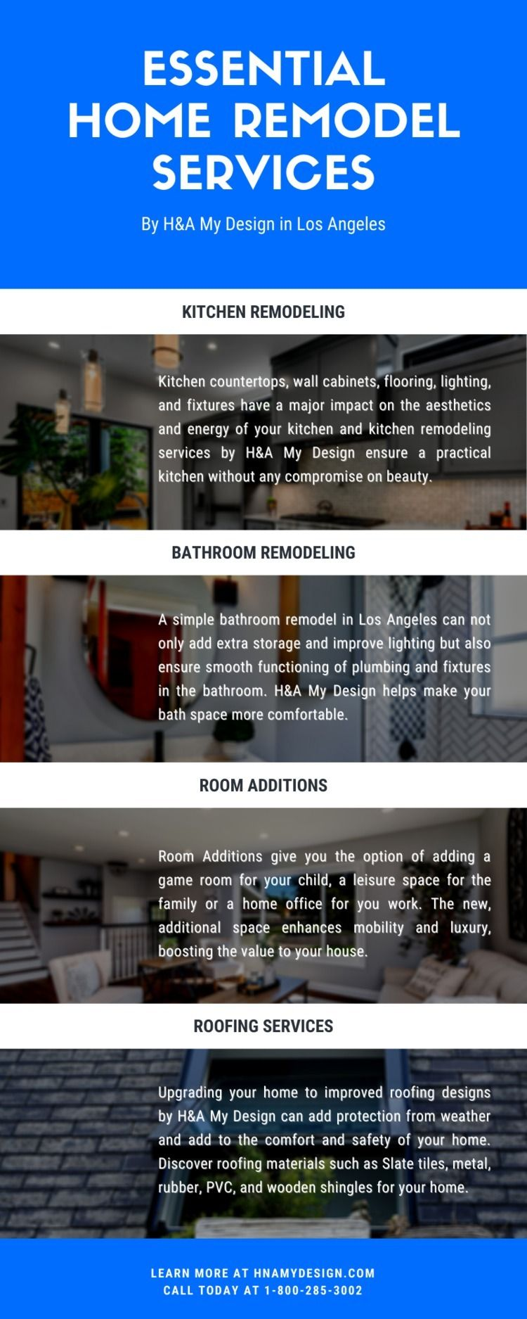 Essential Home Remodel Services - handamydesign | ello