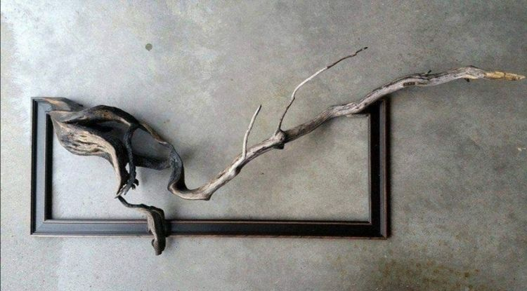 Artist unknown Tree fused frame - leftrevolution | ello