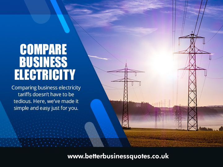 Compare business electricity pr - betterbusinessquotes | ello