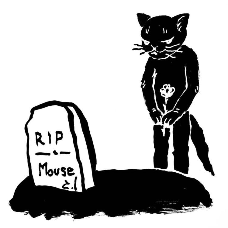 Inktober2020, Cat, illustration - leacmi | ello