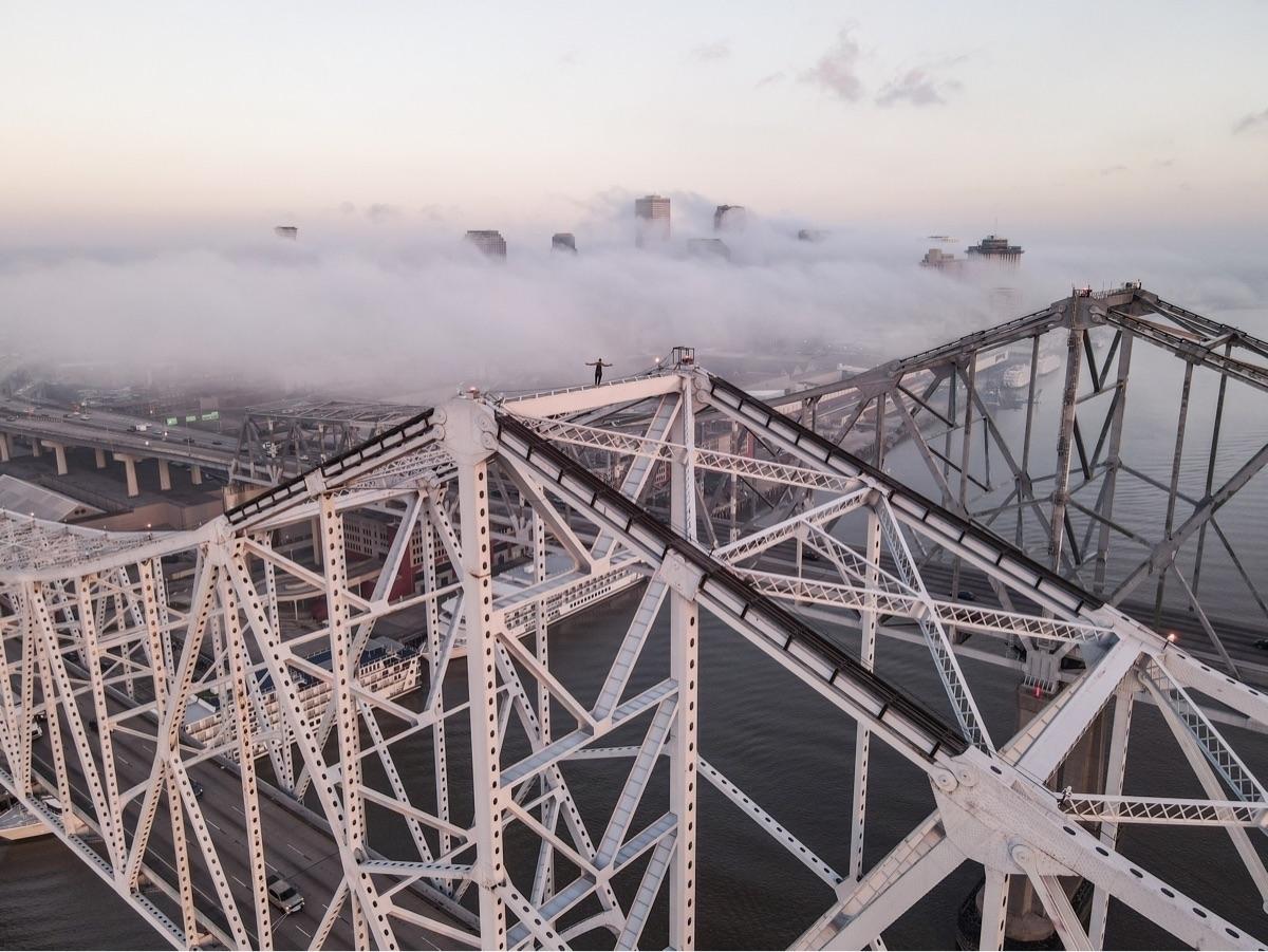 Orleans bridge climb driftersho - houtxtoast | ello