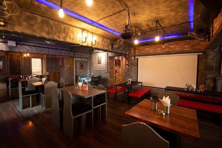 balcony bar restaurants bangalo - barebones   ello