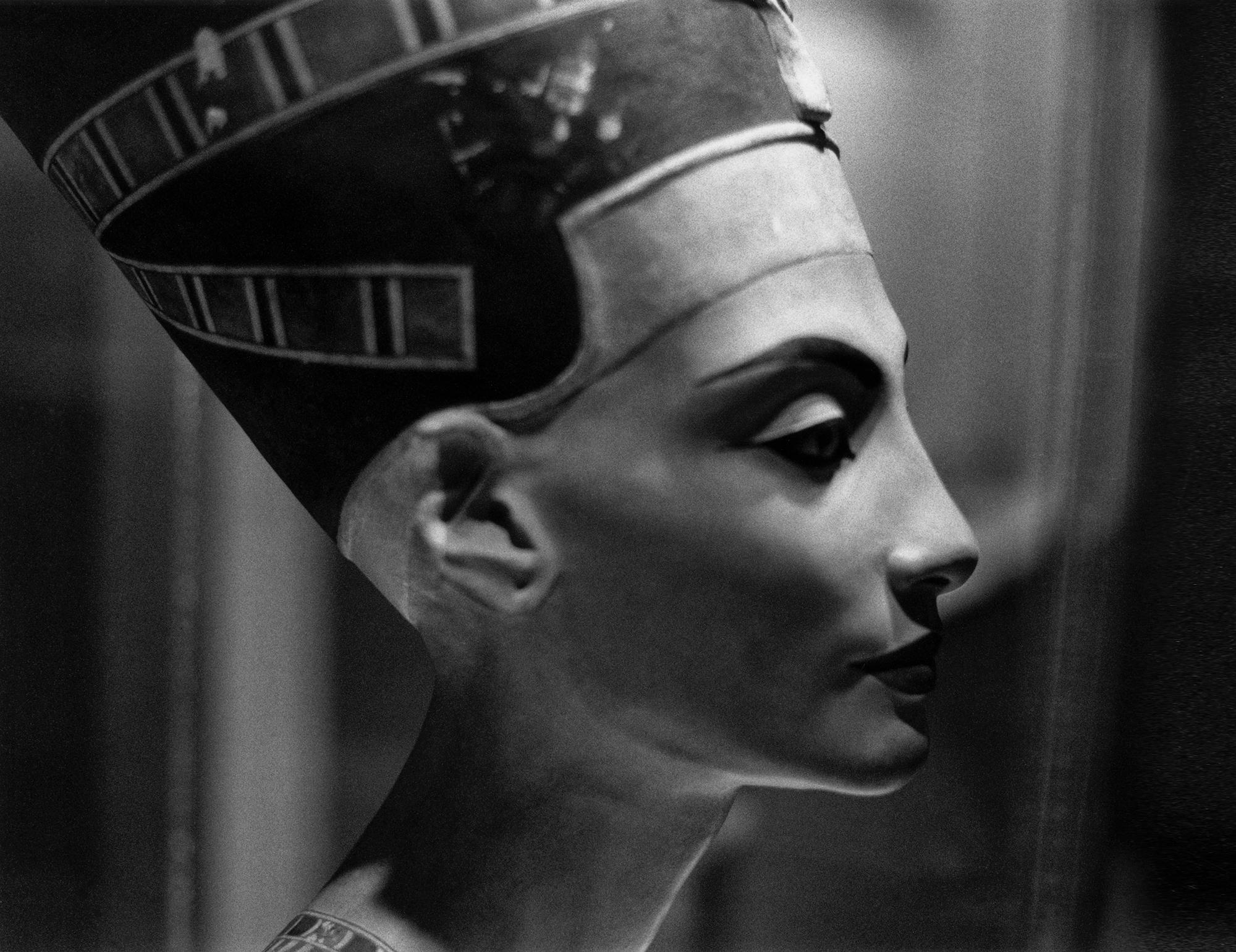 Bust Queen Nefertiti / Rosicruc - doglight | ello