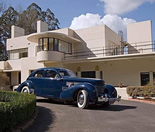 1937 Cord 810 Westchester Sedan - arthurboehm | ello