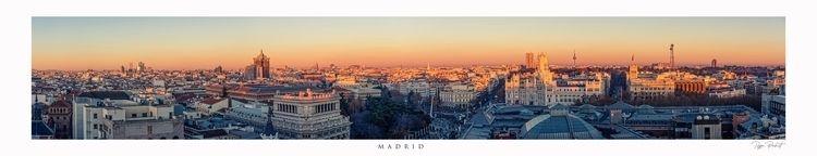 Evening Madrid - 15 image Panor - morpheus2004 | ello