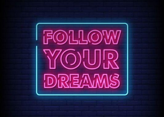 understand hard follow dreams p - david_mauntz | ello