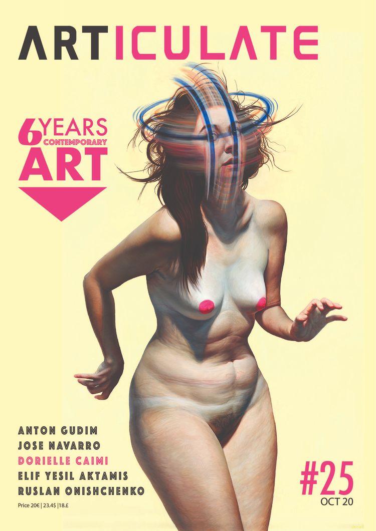 ARTICULATE   6th anniversary 25 - articulatemagazine   ello