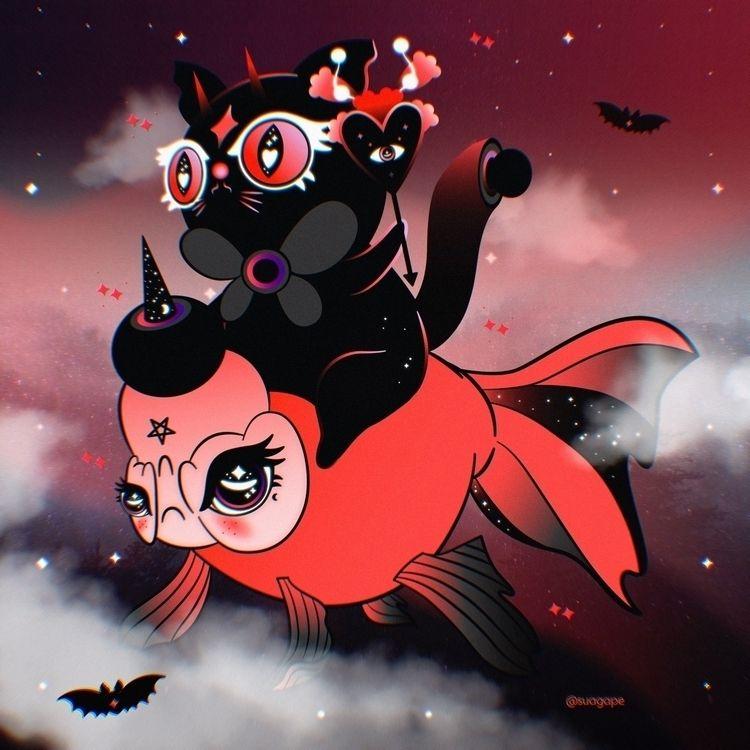 candy. - Hellcat Happy Hallowee - suagape | ello