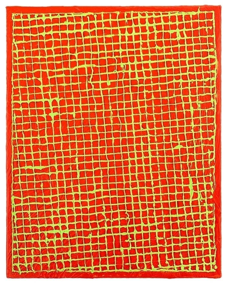 Fire Love Acrylic canvas, 11x14 - jacobvanloon | ello