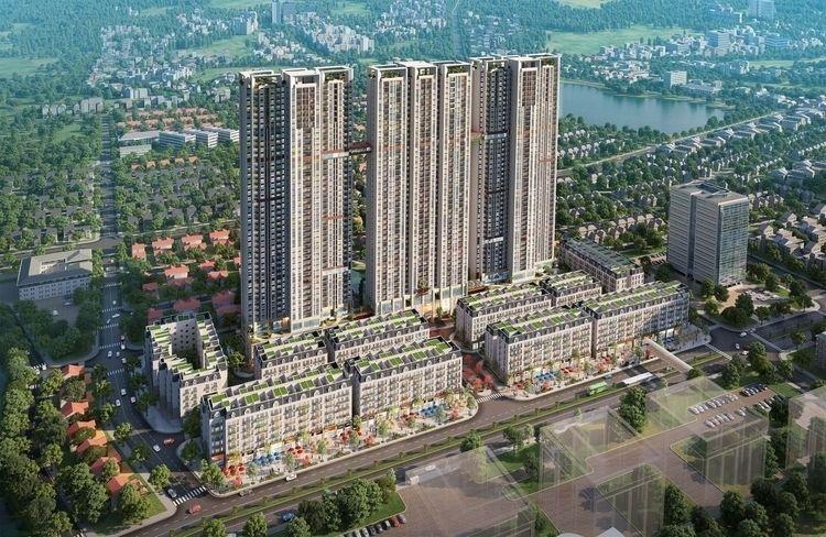 TOP 3 dự án chung cư quận Hà Đô - retivietnam | ello
