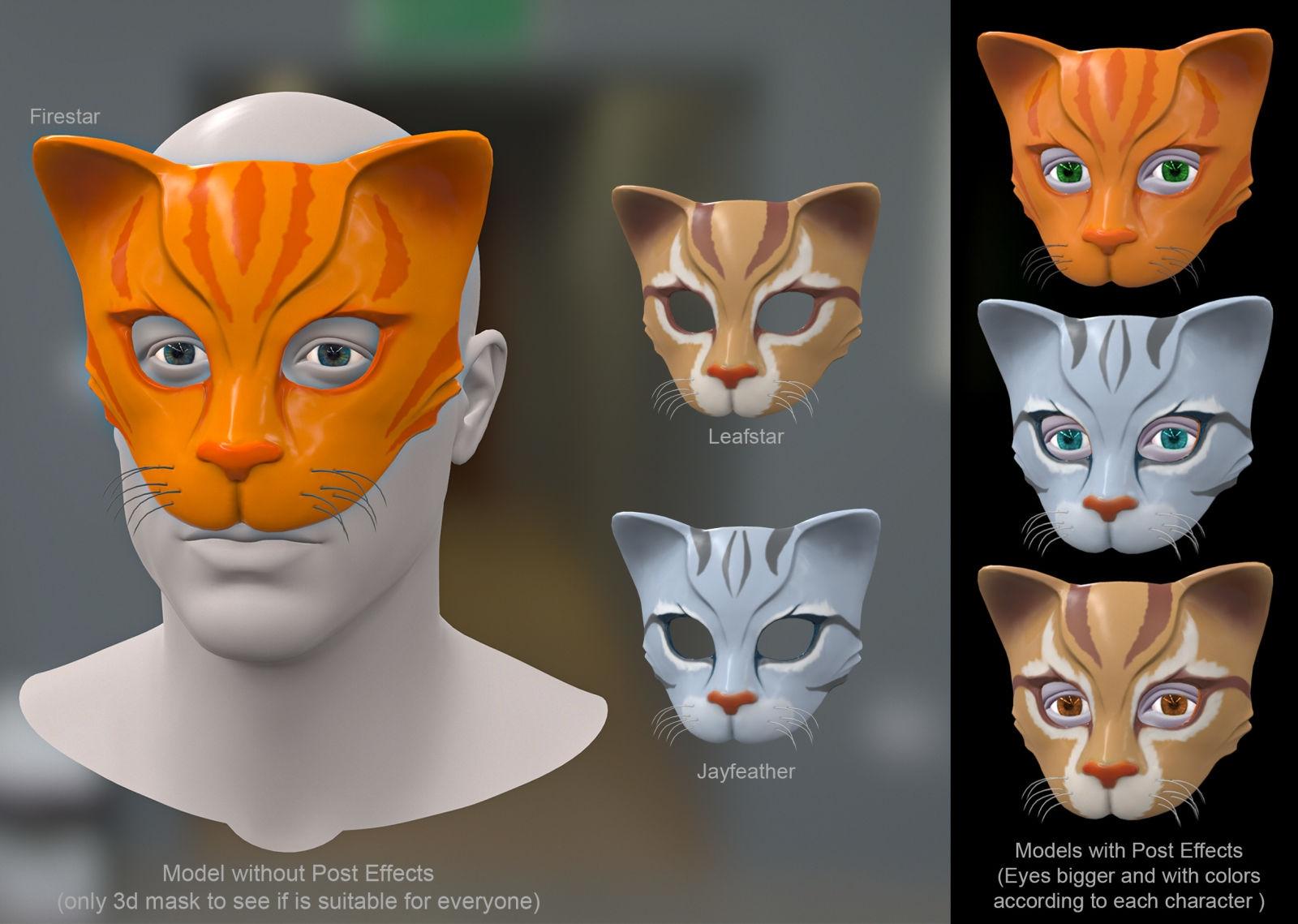 Insider Info: Warrior Cats AR T - elloblog | ello