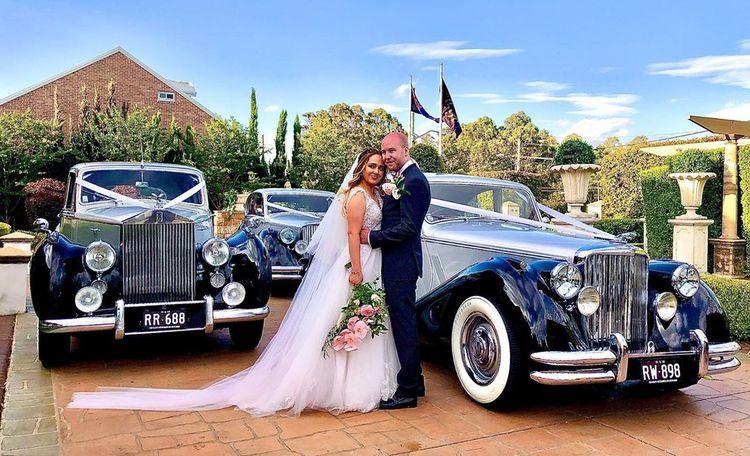 Perfect Transport Wedding Day g - weddingcarssydney | ello