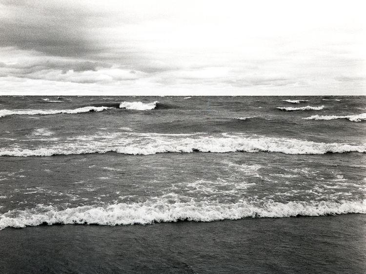 north winds blow picture lake M - junwin | ello