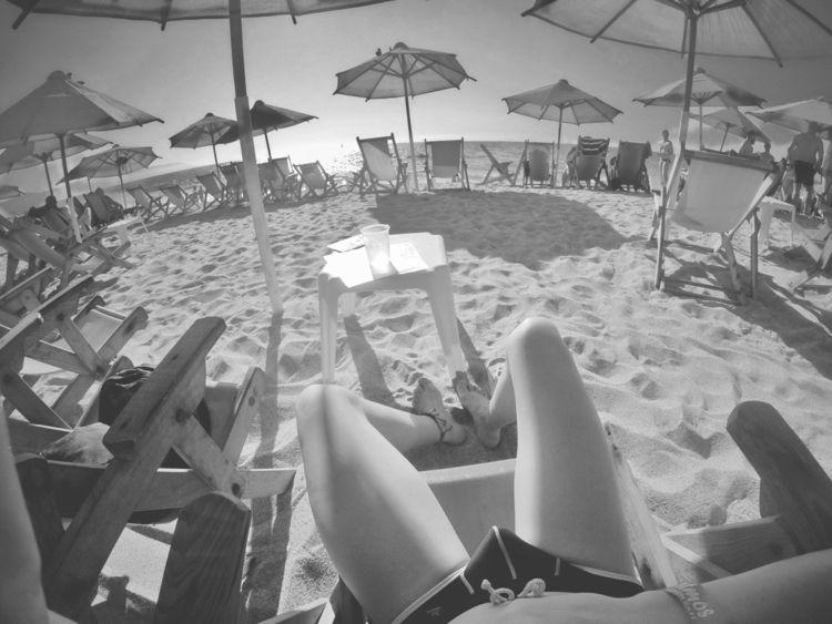 happy ocean  - blacknwhite, bnw - adriianmendez | ello