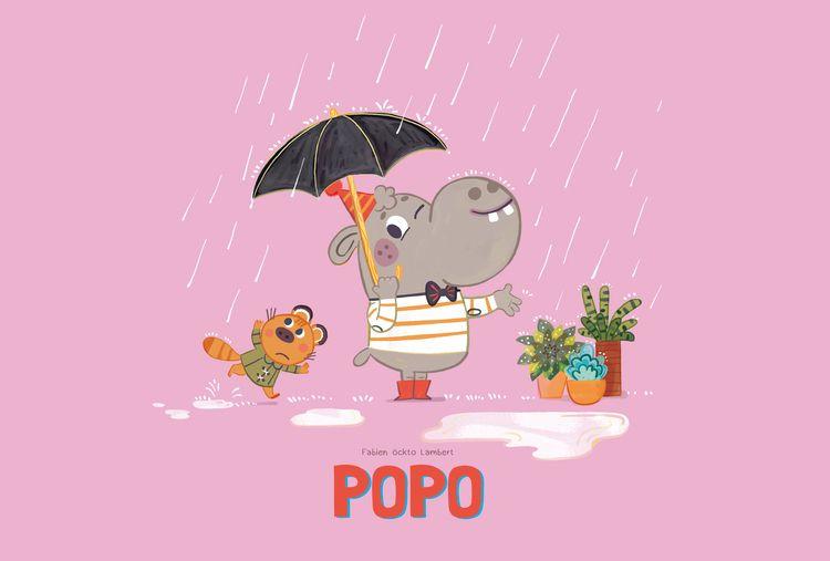 Popo - rain - ockto | ello