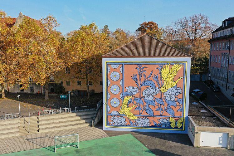 final shot latest mural - ate, atecrew - sidas_ate | ello