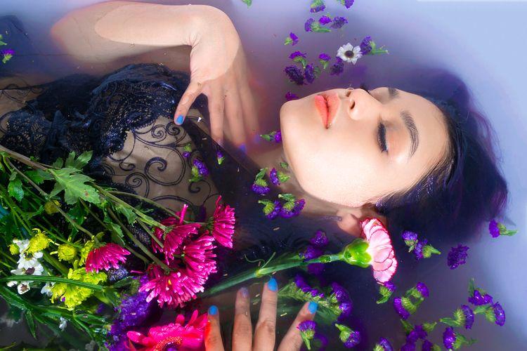 soak lavender - photography, flowers - cherryparris | ello