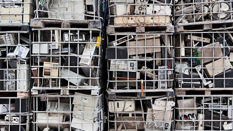 Electronic Waste Recycling: Alt - itc | ello