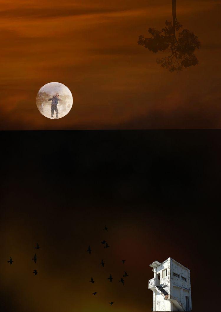 moonlight floating / Ligin Lee - leeligin   ello