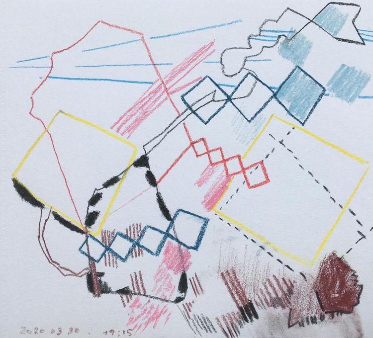 2020.03.30 19:15 Untitled 1950 - der | ello