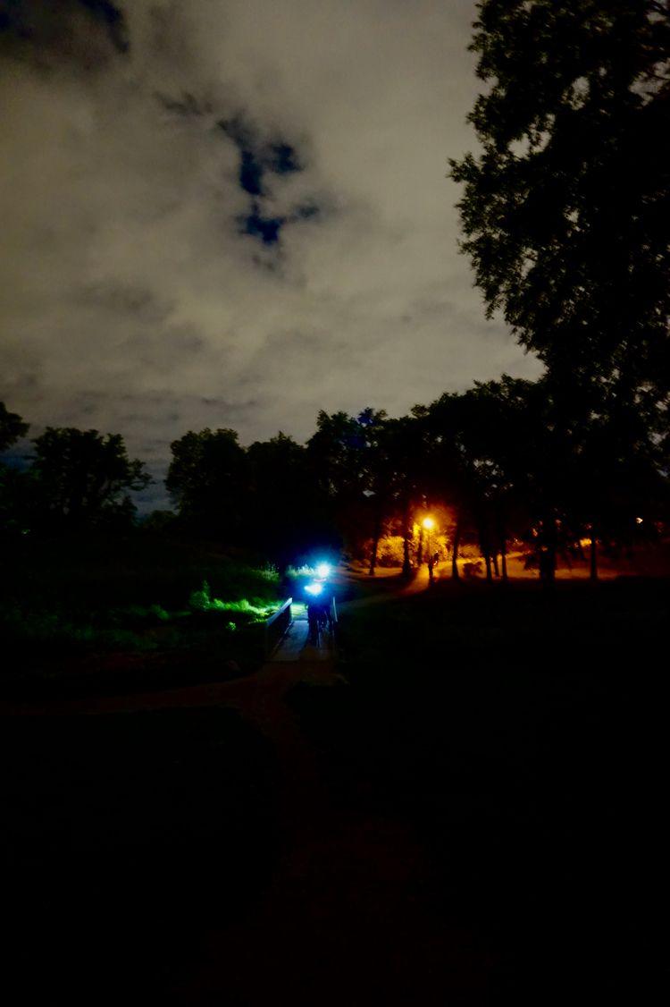 long walk dark, loop train brid - katrinamjcraig | ello