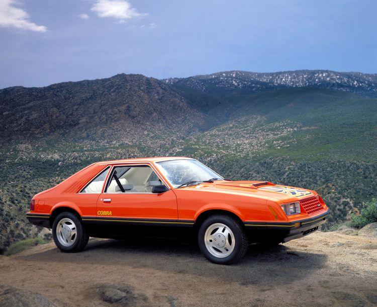 1981 Ford Mustang Cobra colors - inshane   ello