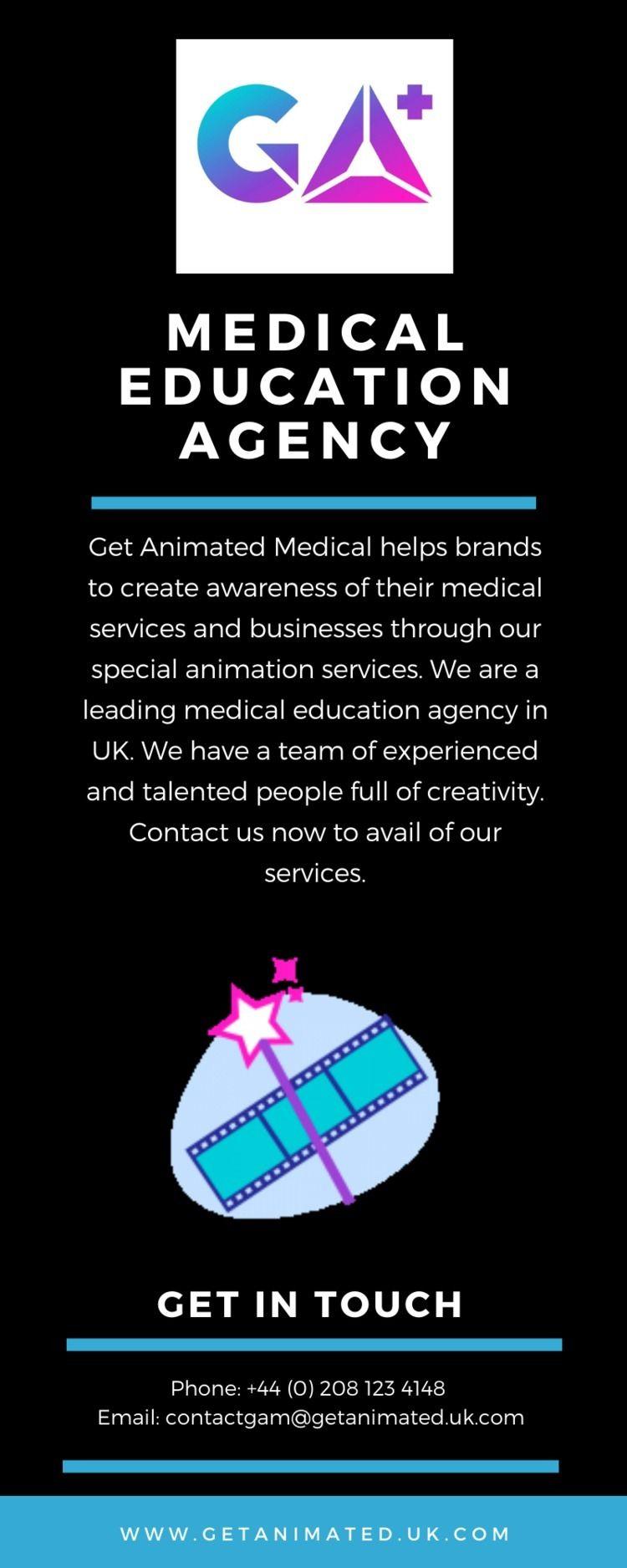 Animated Medical medical educat - getanimatedmedical   ello