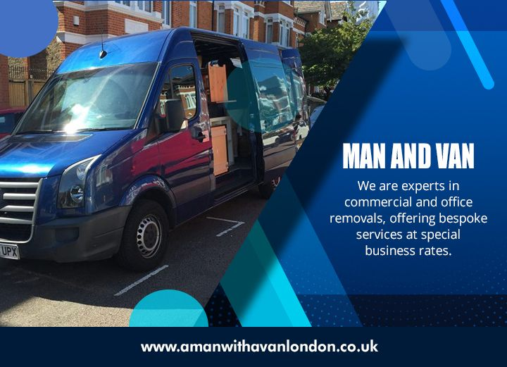 Man Van North London van compan - amanwithavanlondon   ello