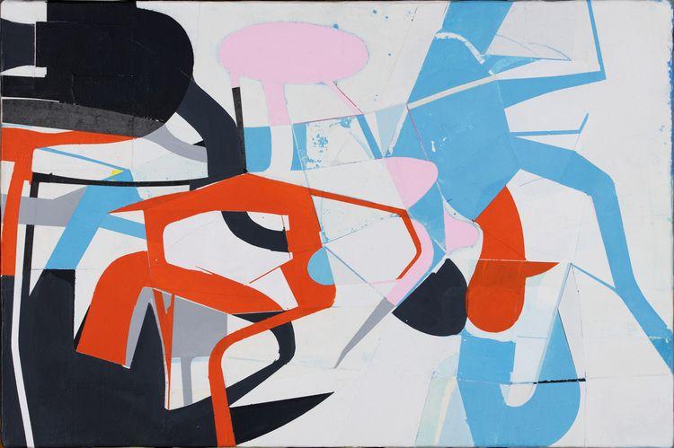 Untitled, 2018 Acrylic paper ca - kazuhirohigashi | ello