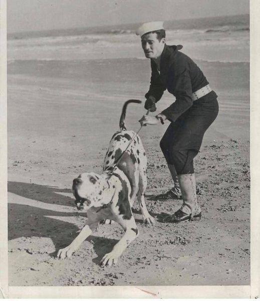 "1941 - Coast Guard ""training"" G - oldendaze   ello"