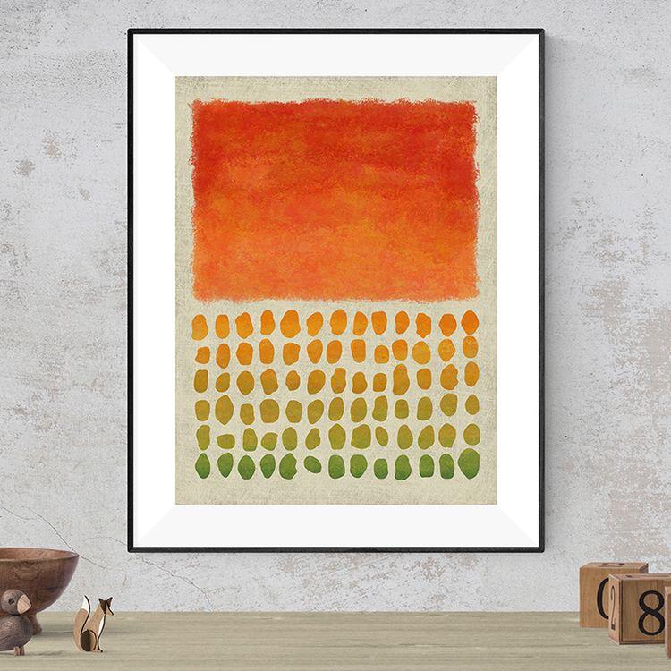 Printable Abstract Autumn Art,  - paulnikolasart | ello