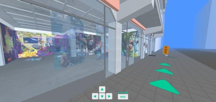 Virtual exhibition Climate Know - noemibiro | ello