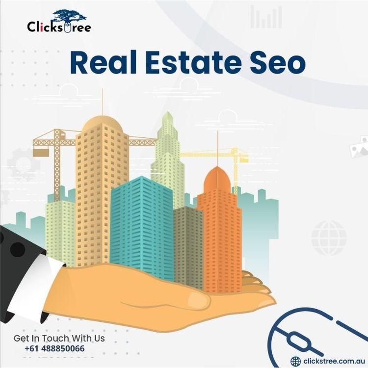 Real Estate SEO Agency Victoria - clickstree | ello