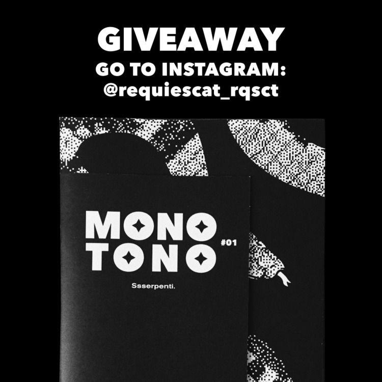 free copy fanzine MONOTONO? che - rqsct | ello