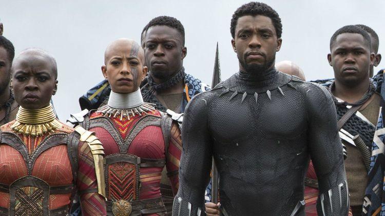 Disney+ updates Black Panther m - bonniegrrl   ello