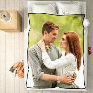 custom photo blankets personali - getphotoblanketau | ello