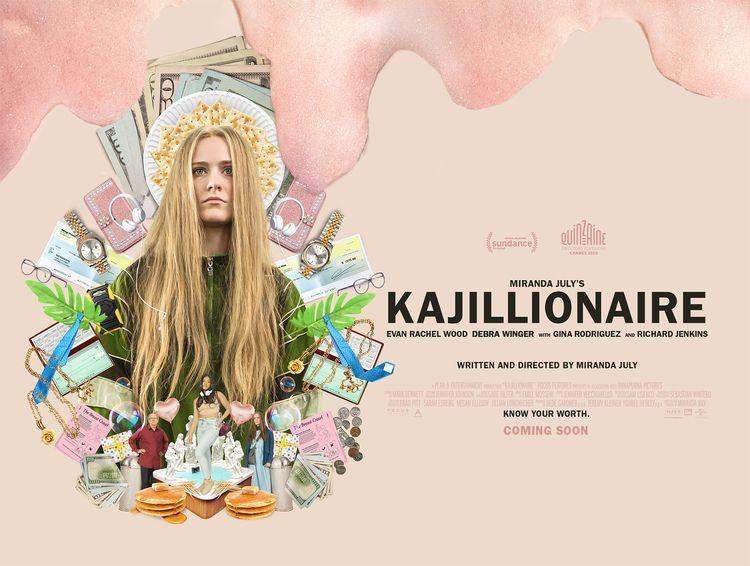Kajillionaire Review writer/dir - comicbuzz | ello